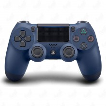 دسته های کنترلر Ps4 مدل DualShock 4 New Series . Midnight Blue