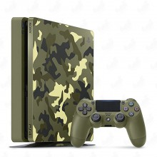 کنسول بازی Ps4 مدل PlayStation 4 Slim 1TB Limited Edition Console . Call of Duty WWII Bundle
