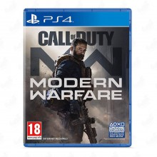 بازی Call of Duty Modern Warfare مخصوص PS4