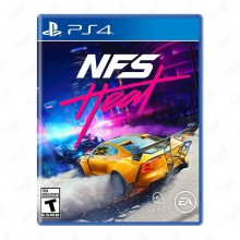 بازی Need for Speed Heat مخصوص PS4