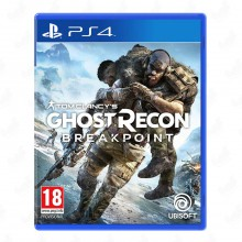 بازی Ghost Recon: Breakpoint مخصوص PS4
