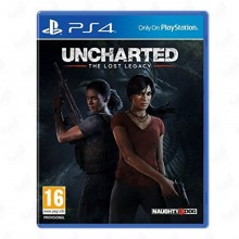 بازی Uncharted: The Lost Legacy مخصوص PS4